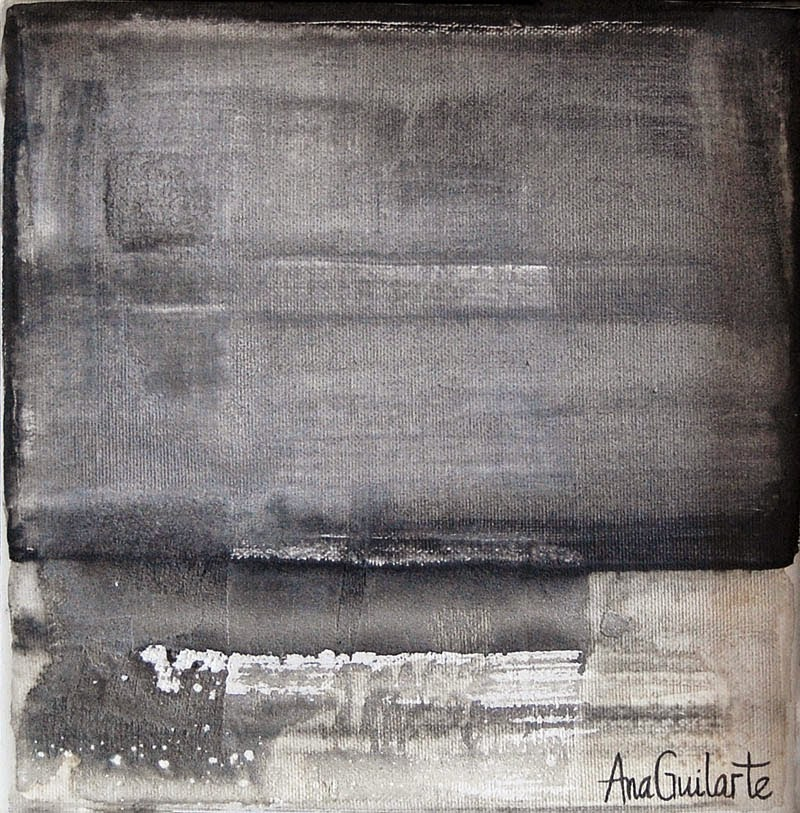 184. UNTITLED. 25X25cm. Sold/Vendido