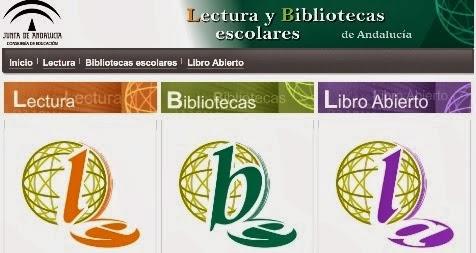 Web Bibliotecas Escolares