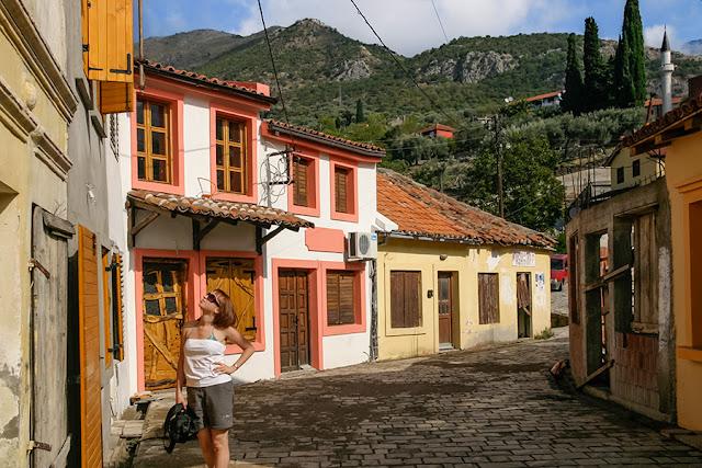 Stary Bar - Czarnogóra - Trzęsienie Ziemi