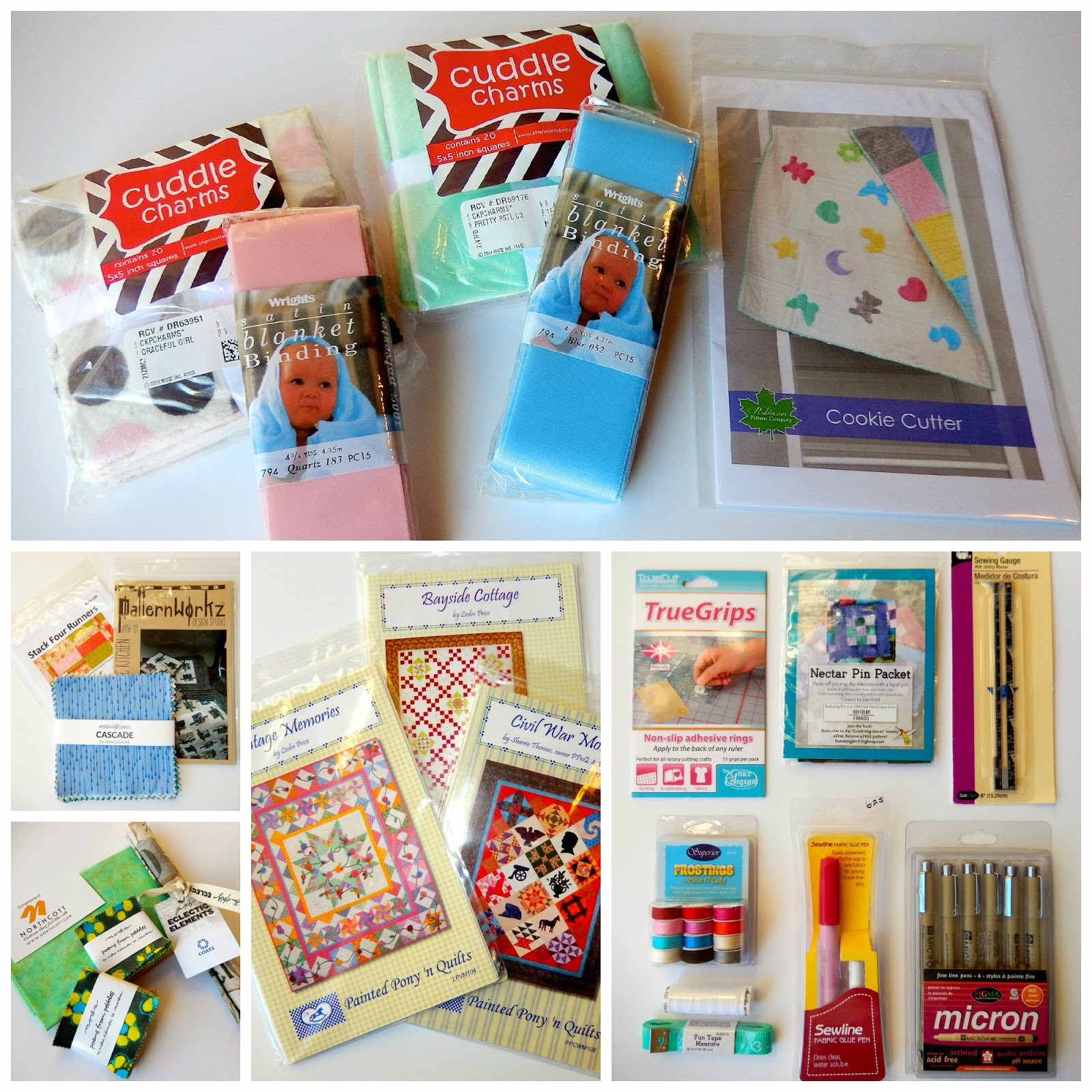 Massive Sewing Giveaway @ Quilting Mod