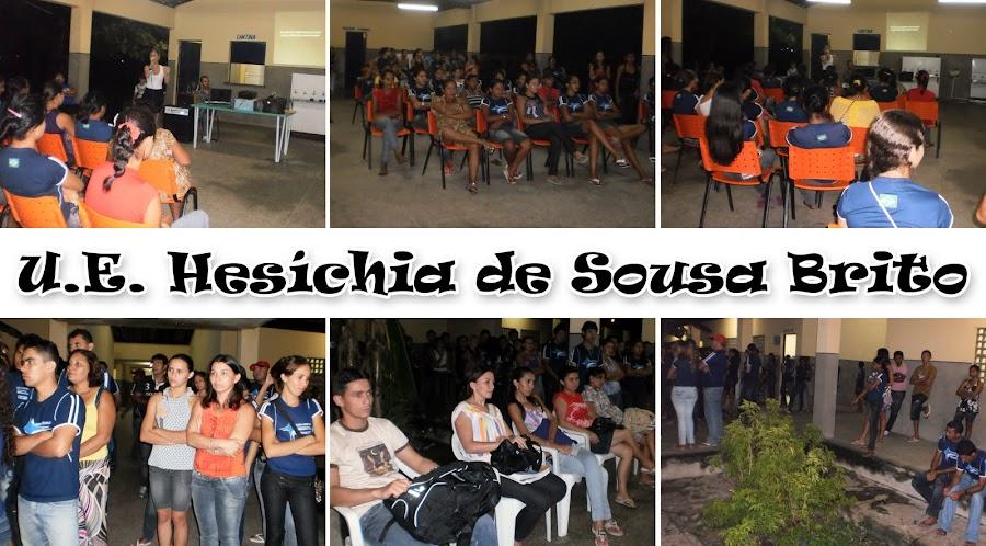 Hesíchia de Sousa Brito