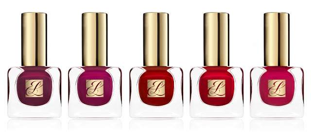 estee+lauder+Pure+Color+Nail+Lacquer+Collection+Red+Hautes