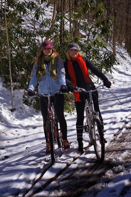 The Virginia Creeper Trail,Pumpkin Patch,Christmas Tree Farm,Biking,National Forest,Snow,yoga,dancers pose,head stand pose.