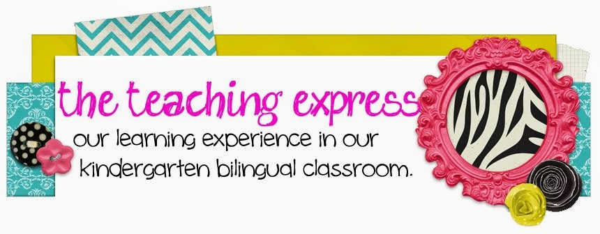 THE TEACHING EXPRESS