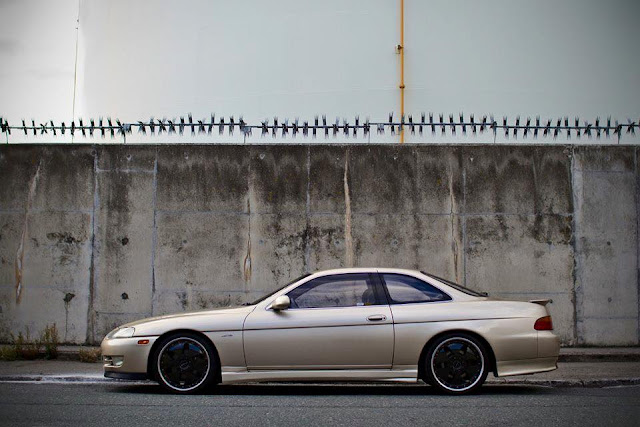 Lexus SC, Toyota Soarer, Z30, mało znane auta, lata 90, motoryzacja, fotki