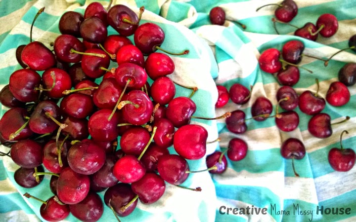 Local Brentwood Cherries