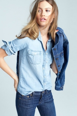 J.Crew Fall Denim Collection 2012-2