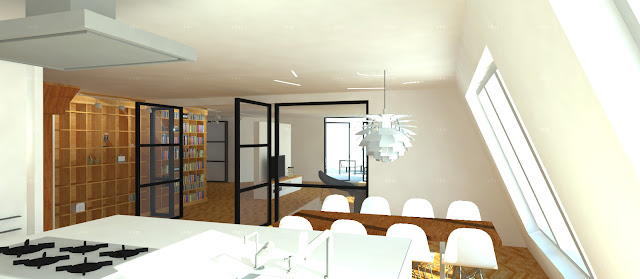 luxe keukenontwerp architect