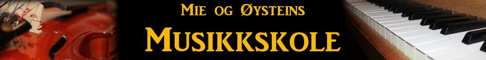 Mie og Øysteins musikkskole