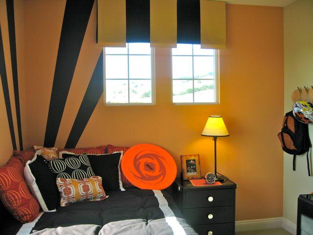 Skateboard Teen Room Design Dazzle