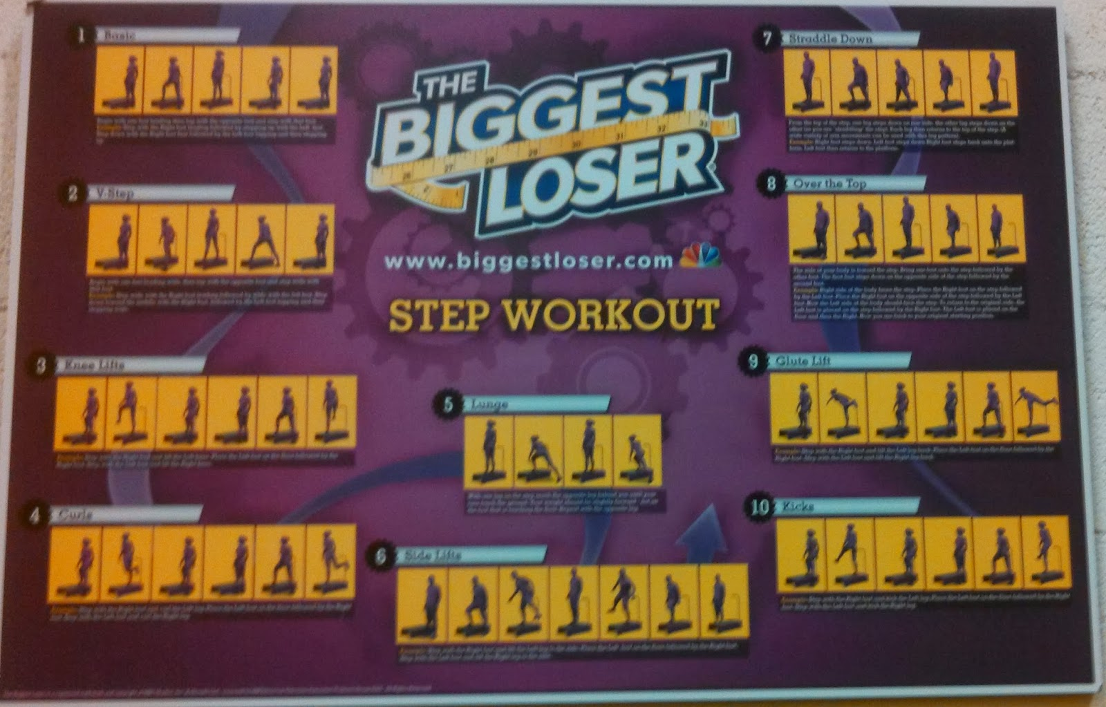 Journal of a Roly-Poly Princess: The 30 Minute Circuit at Planet Fitness