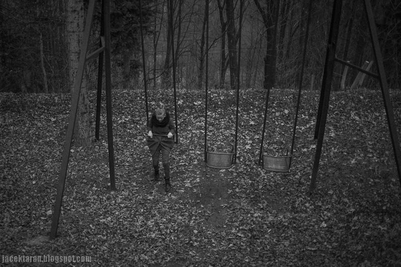 krew, fotografia portretowa, jesien, jacek taran, fotograf krakow