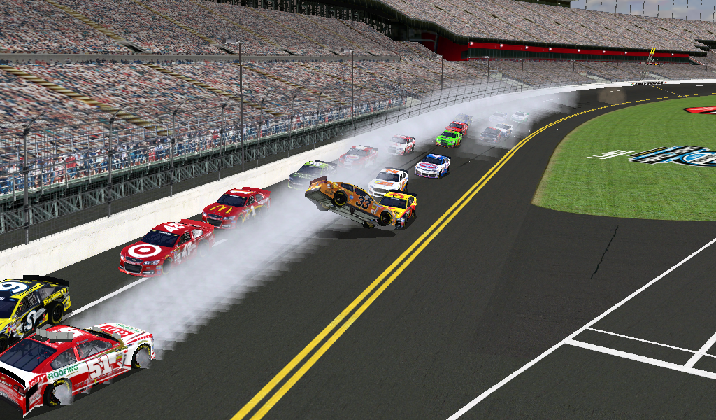 You Love Nascar You Have to