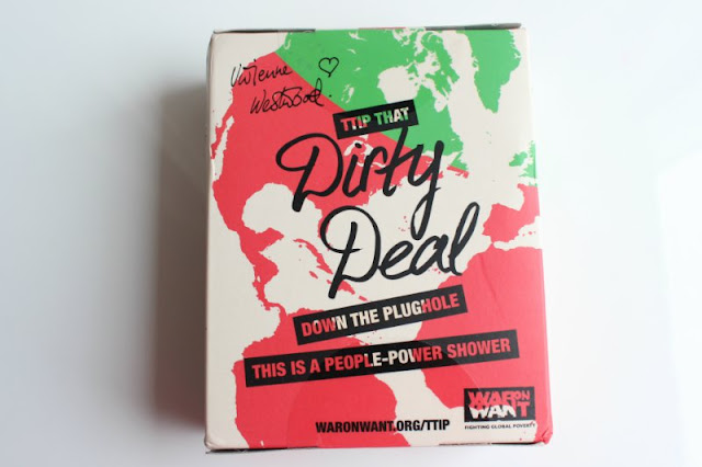 Lush Dirty Deal Showder