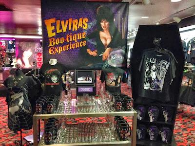 Elvira's Boutique Experience at Knott's Scary Farm