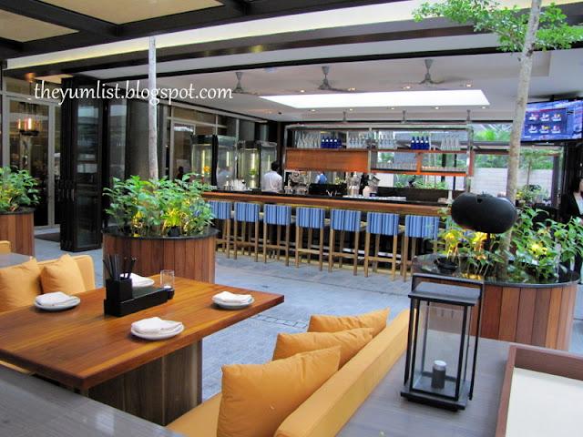 J P Teres, Grand Hyatt Kuala Lumpur
