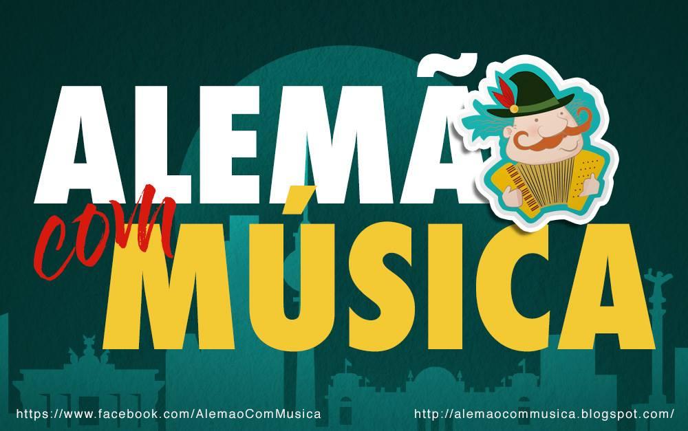 Deutsch mit Musik - Alemão com música