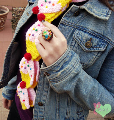 Kawaii Rainbow Fashion: Cupcakes & Sprinkles