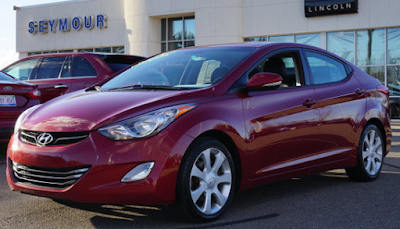 Used 2011 Hyundai Elantra Limited For Sale Near Spring Arbor, MI