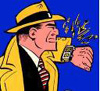 Dick Tracy's smart watch