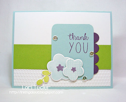 Thank You-designed by Lori Tecler/Inking Aloud-stamps and dies from Reverse Confetti