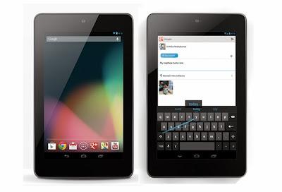 Nexus 7C Tablet