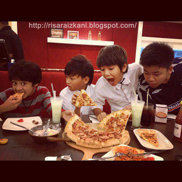 Bastian,Aldi,Iqbaal,Kiky