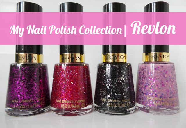 My Nail Polish Collection Revlon