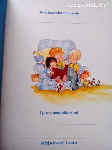 Niesforne aniołki vocatio książka na prezent