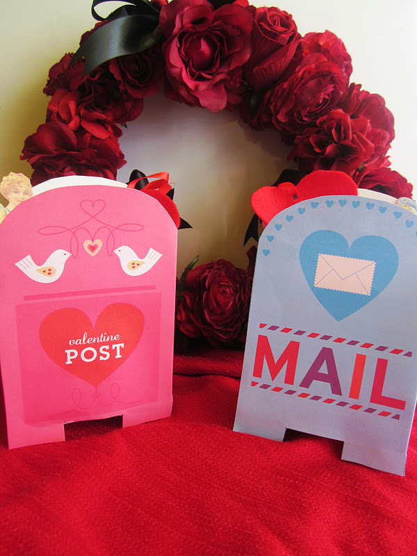 homespun with love: printable valentine treat packaging, Ideas