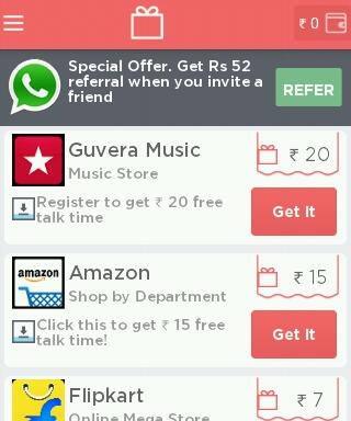 Ladooo Rs 52 Referral Offer | Refer And Earn