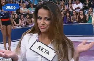 pamela nascimento model tv brazil