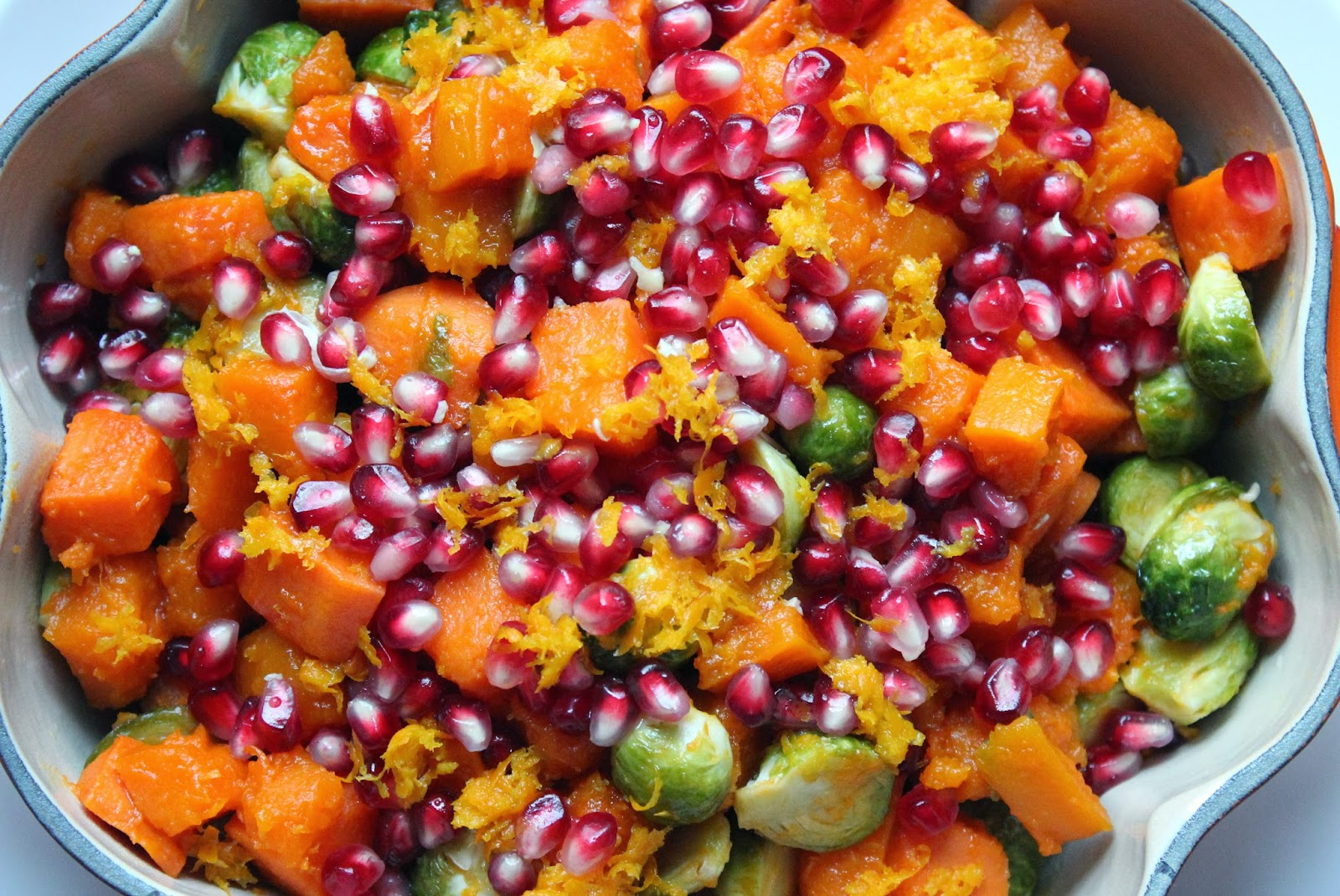 delicious dishings maple orange roasted fall vegetables