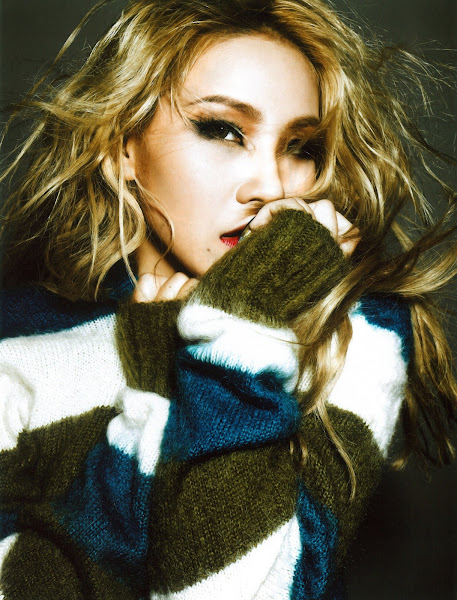 2NE1 CL 2014