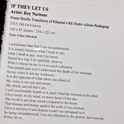 Rihanna reveals art for her 8th studio album ANTI. 2