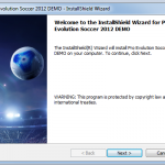 PES 2012 Demo  Download