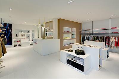 Interior Butik Minimalis 1
