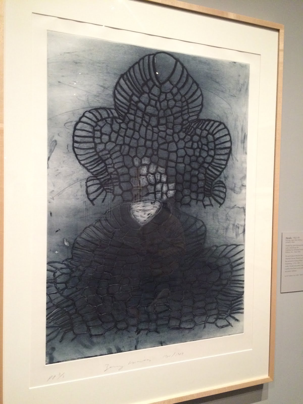 Two graces taos whats so great about terry winters the structure a drawing of an animal in a calligraphic style jarred something loose in my thinking forcing me to come back to the drawings and prints of terry winters solutioingenieria Images