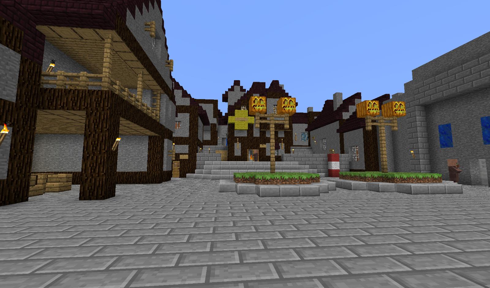 Maperos del minecraft: Kingdom hearts adventure map
