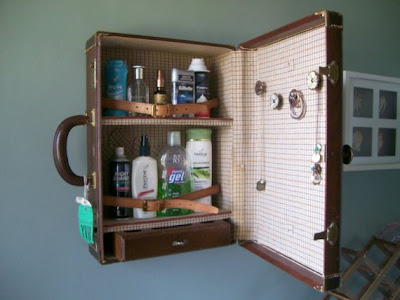 Cool and Creative Ways To Reuse Old Suitcases (20) 8
