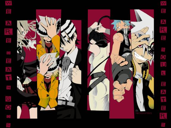 largeAnimePaperwallpapers SoulEater Soul Eater [ Subtitle Indonesia ]