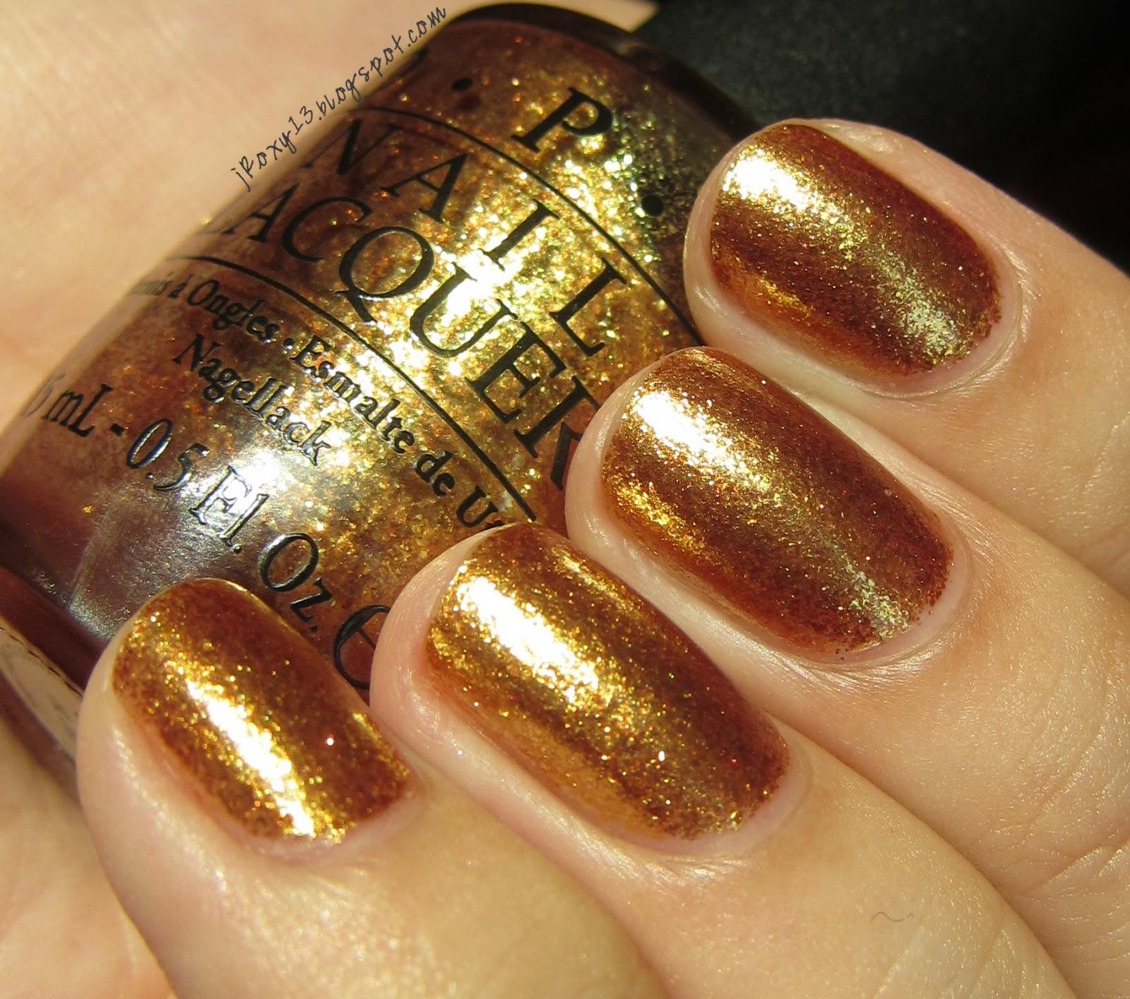 Opi Goldeneye OPI in GoldenEye + Com...