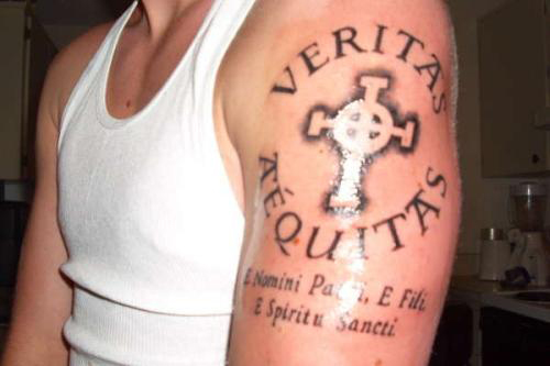 Boondock Saints Tattoos
