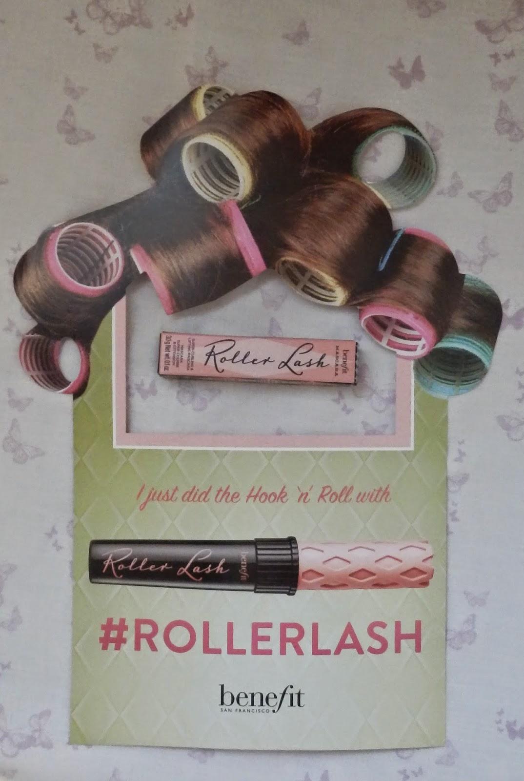 Elle Magazine Freebie Benefit Roller Lash Mascara