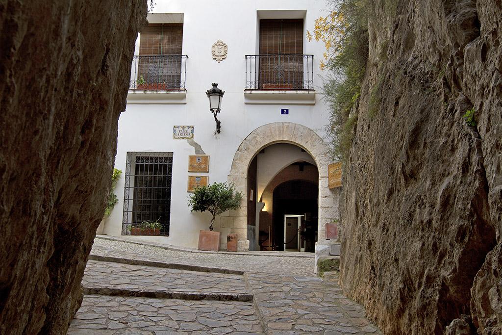 Murcia tierra de misterios el misterio de casa ordu a for Casa domingo alicante