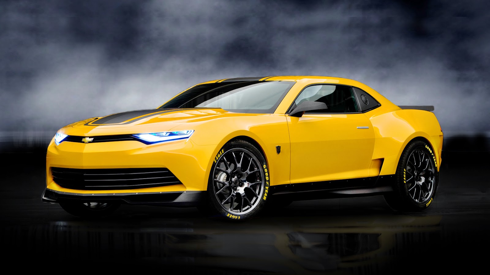 Transformers Makes Chevy Camaro A Superhero