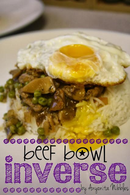 Beef Bowl Inverse/Bol Renverse Recipe from www.anyonita-nibbles.com