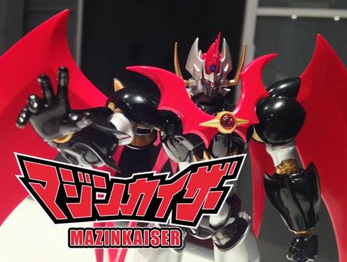 Mazinkaiser Super Robot Chogokin Recensione