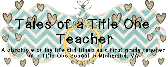 Tales of  a Title One Teacher