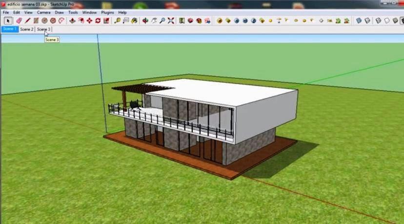 Revista digital apuntes de arquitectura tips de for Software arquitectura 3d
